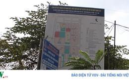 Dự án Khu đô thị mới Thịnh Liệt vì sao vẫn chậm trễ
