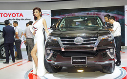 """Ôtô nhập khẩu Thái Lan: """"Cô đơn"""" trên đỉnh"""