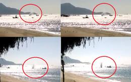Clip: Dùng mìn tận diệt hải sản ven biển Cà Ná, Vĩnh Hảo