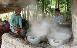 Lật tẩy công nghệ sản xuất đường thốt nốt dỏm giá rẻ