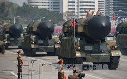 Lầu Năm Góc xác nhận tên lửa Triều Tiên nổ ngay sau khi phóng