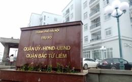 Hà Nội: Duyệt quy hoạch Trung tâm hành chính quận Bắc Từ Liêm rộng 9,6ha