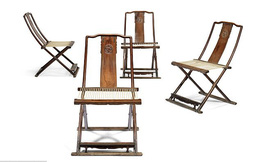 """""""Phát sốt"""" với bộ ghế gỗ sưa bán với giá gần 160 tỷ VNĐ"""
