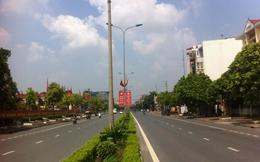 Sắp có tuyến đường đường trục trung tâm hành chính huyện Thạch Thất