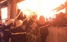 TCM: Vài trăm nghìn mét vải 'cháy rụi' tối 16/9, đã mua bảo hiểm 100%