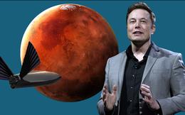 Elon Musk vừa tiến thêm một bước trong kế hoạch biến Sao Hỏa thành thuộc địa
