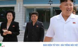 Em gái ông Kim Jong-un được đưa vào Bộ Chính trị đảng Triều Tiên