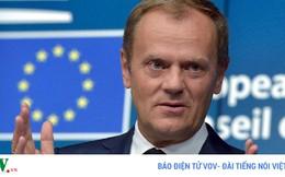 EU vạch ra đường lối cứng rắn với Anh trong quá trình Brexit