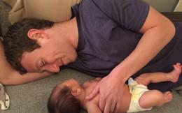"""""""Quyết định ít nhất có thể"""" là cách để Mark Zuckerberg điều hành Facebook nhưng vẫn có thời gian chăm con"""