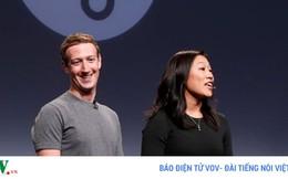 Ông chủ Facebook bất ngờ bán 42,5 triệu USD cổ phiếu