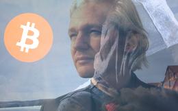 Bất đắc dĩ phải đầu tư vào bitcoin vì bị cấm vận, nhà sáng lập Wikileaks thắng lớn với mức tăng trưởng 50.000%