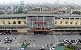 Đề xuất xây công trình cao 40-70 tầng tại khu vực ga Hà Nội