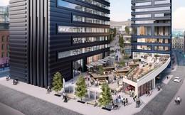 Không chỉ giỏi bóng đá, Ryan Giggs còn muốn xây những tòa nhà chọc trời mang hơi thở Manchester trên khắp thế giới
