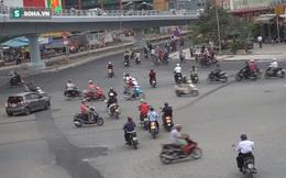 [VIDEO]: Có cầu vượt mới, ngã 6 ở Sài Gòn giảm kẹt xe