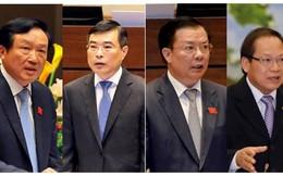 """Lãnh đạo Chính phủ cùng 4 """"tư lệnh ngành"""" trả lời chất vấn"""