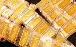 Giá vàng chốt tuần giảm 100 nghìn đồng/lượng