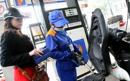 Giá xăng giảm sau 5 lần tăng liên tiếp