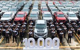 GM bán xe kỷ lục tại Việt Nam