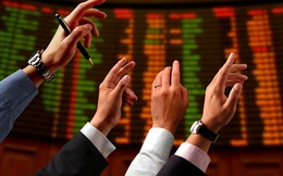 """""""Phát hờn"""" với cổ phiếu ngân hàng"""