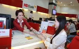 HDBank lãi trước thuế 645 tỷ đồng trong 6 tháng đầu năm, tăng gấp rưỡi so với cùng kỳ 2016
