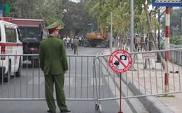 Hà Nội: Cháy tại Bến thủy Hồ Tây khi đang cưỡng chế