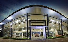 Ghi nhận 35 tỷ đồng tiền hỗ trợ từ Mercedes Việt Nam, Haxaco lãi ròng gần 42 tỷ đồng trong quý 3/2017