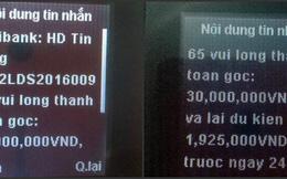 Sinh viên bỗng dưng bị ngân hàng 'đòi nợ' 30 triệu đồng