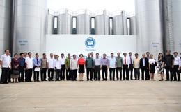 Đại biểu cấp cao của Lào mong Vinamilk tìm kiếm cơ hội đầu tư và xuất khẩu vào Lào