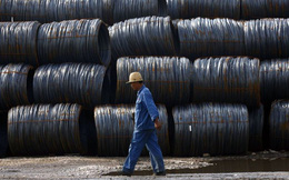 """Hơn 4 triệu tấn sắt thép Trung Quốc """"đẩy"""" vào Việt Nam"""