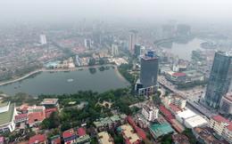 Toàn cảnh hồ Thành Công vừa bị đề xuất cho lấp để xây nhà