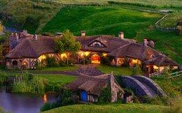 Nhờ phim Hobbit, New Zealand đã có một khu du lịch đẹp say đắm như thế này