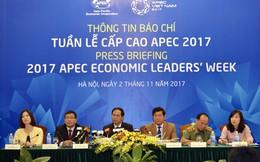 Chủ tịch nước Trần Đại Quang sẽ chủ trì Hội nghị cấp cao APEC 2017