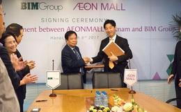 BIM Group ký kết hợp tác với AEON Mall Việt Nam
