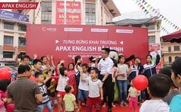 Apax Holdings tiếp tục rót vốn đầu tư vào chuỗi hệ thống Trung tâm tiếng Anh Apax English