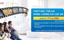 Cày Youtube cả ngày chỉ 10.000 đồng với 4G MobiFone