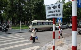 Hà Nội mở thêm tuyến phố đi bộ để hạn chế xe máy: Chuyên gia giao thông nói gì?