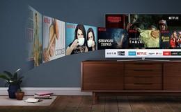 Công nghệ mới, kho phim chất lượng là điểm nhấn của chiếc TV UHD 4K này