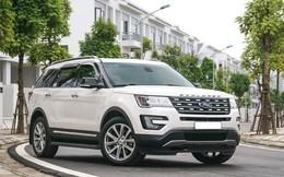 Khám phá công nghệ và tiện nghi của Ford Explorer Limited 2017
