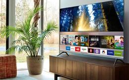 3 lý do chuẩn không cần chỉnh để bạn mua TV Samsung dịp Tết này
