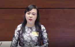 Toàn bộ nội dung Chất vấn Bộ trưởng Bộ Y tế Nguyễn Thị Kim Tiến