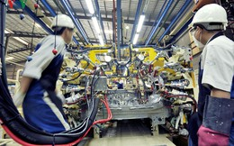 """""""Đột nhập"""" nhà máy sản xuất ôtô Hyundai Thành Công"""