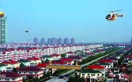 """Cuộc sống xa hoa tại ngôi làng """"giàu có thiên hạ đệ nhất"""" ở Trung Quốc: Mỗi người dân đều sống trong biệt thự"""