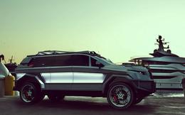 Siêu phẩm hoang dã Dartz Black Alligator SUV: Chiếc xe chống đạn trong mơ của giới siêu giàu