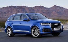 Audi không còn đứng đầu thị trường xe hơi hạng sang ở Trung Quốc