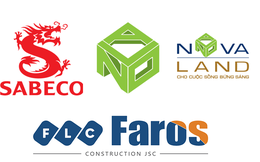 Faros, Novaland và Sabeco được thêm vào rổ chỉ số VN30