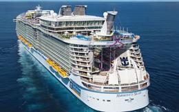 Cận cảnh chiếc du thuyền lớn nhất thế giới: Du khách phải dùng cả GPS để định vị khi di chuyển trên tàu