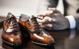Giày thiết kế độc bản - Khẳng định đẳng cấp quý ông qua từng bước chân xa xỉ
