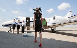 """6 tiết lộ bất ngờ về dịch vụ hàng không cá nhân """"chỉ dành riêng cho 1% người siêu giàu trên thế giới"""""""
