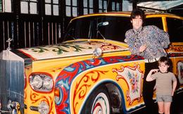 """Có gì trong chiếc Rolls – Royce Phantom phiên bản """"ngôi sao nhạc rock"""" The Beatles độc nhất vô nhị?"""