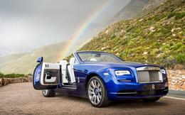 Siêu xe Rolls-Royce trở thành tuyệt phẩm có thể biến đổi sắc màu theo môi trường xung quanh